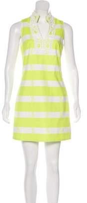 STS Sail to Sable Sleeveless Mini Dress