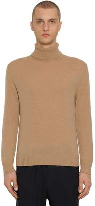 Jil Sander Regular Wool Knit Turtleneck