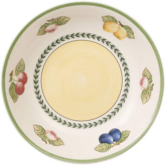 At Villeroy U0026 Boch · Villeroy U0026 Boch French Garden Fleurence Pasta Bowl