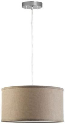 Linea di Liara Messina 1-Light Drum Pendant Lamp