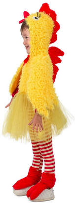 BuySeasons Premium Princess Chicken Baby Girls Costume
