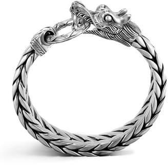 John Hardy Men's Legends Naga Dragon Bracelet, Large