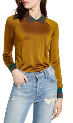 Scotch & Soda Raglan Sleeve Top