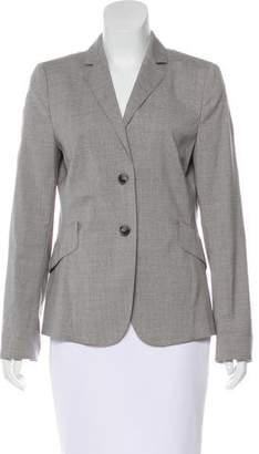 Akris Punto Lightweight Wool Blazer