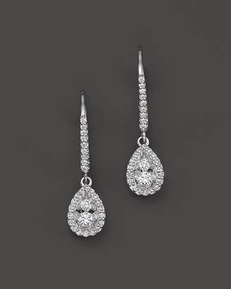 Bloomingdale's Diamond Drop Earrings in 14K White Gold, .50 ct. t.w. - 100% Exclusive
