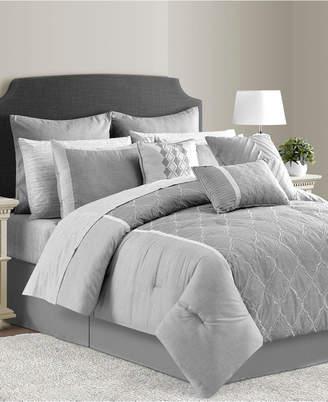 Sunham Gilmour 14-Pc. Queen Comforter Set Bedding