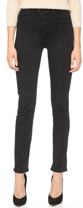 J Brand Maria High Rise Jeans $198 thestylecure.com