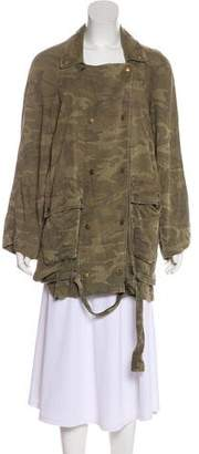 Current/Elliott The Infantry Camouflage Jacket