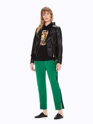 Scotch & Soda Velvet Side Stripe Trousers