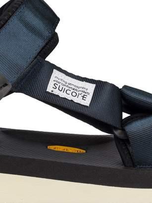 Suicoke Strappy Flat Sandals