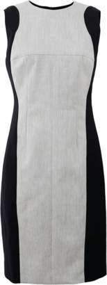 Narciso Rodriguez Linen Front Dress