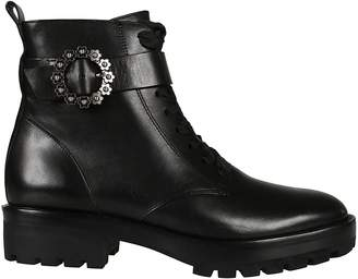 Michael Kors Ryder Lace Up Boots
