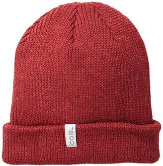 Coal The Frena Solid Fine Knit Beanie Hat