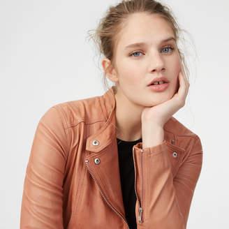 Club Monaco Rowlen Leather Jacket