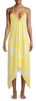 Ramy Brook Kym Floral-Print Dress