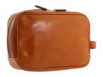 Bric's Milano Life Pelle Traditional Leather Shave Case