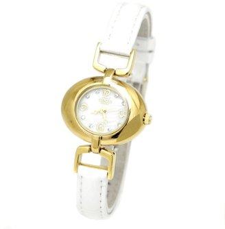 Cogu (コグ) - [コグ]COGU 腕時計 Ryo OVALシリーズ ゴールド RYO1112G-G2W レディース