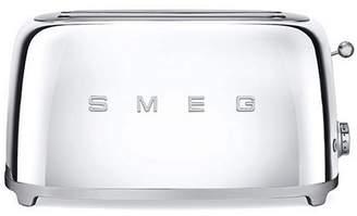Smeg Stainless Steel 4 Slice Toaster Tsf02ssuk