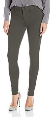 Calvin Klein Jeans Women's 5 Pocket Ponte Legging $31.66 thestylecure.com