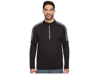 adidas Classic 3-Stripes 1/4 Zip Pullover