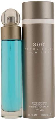 Perry Ellis Men's 360 3.4Oz Eau De Toilette Spray