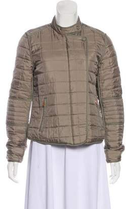 Closed Lightweight Insulated Jacket