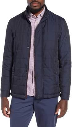 Ted Baker Lesta Quilted Slim Fit Jacket