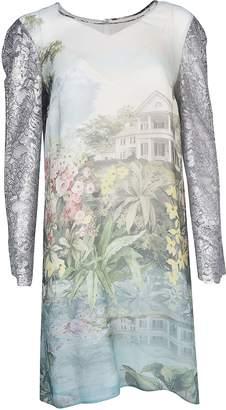 Antonio Marras Antoni Marras Floral Lace Dress