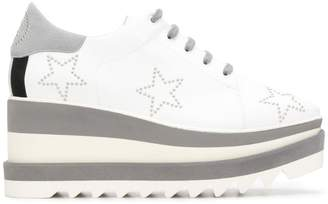 Stella McCartney chunky platform sneakers