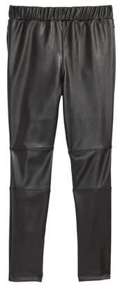 Splendid Faux Leather Leggings
