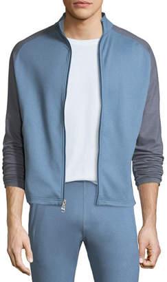 Peter Millar Men's Charmonix Zip-Front Power Jacket