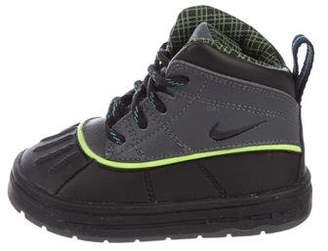 Nike ACG Boys' Woodside 2 Lace-Up Boots