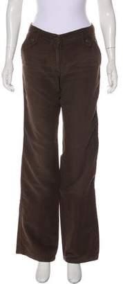 Dolce & Gabbana Mid-Rise Wide-Leg Pants w/ Tags