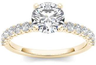 Imperial Diamond Imperial 1 Carat T.W. Diamond Classic 14kt Yellow Gold Engagement Ring