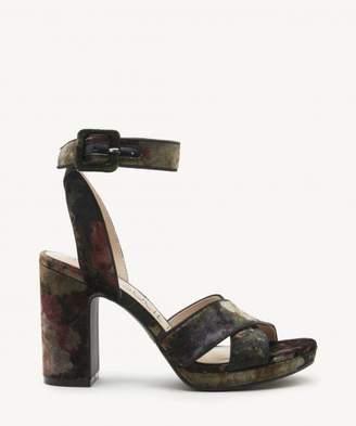 Sole Society Rafianna Platform Sandal