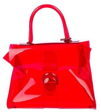 Delvaux Le Brillant X-Ray Bag