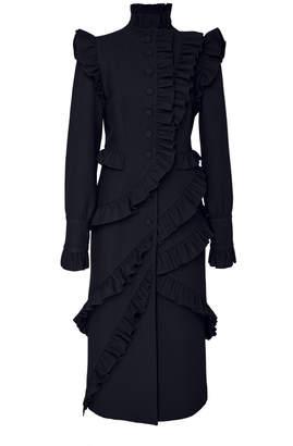 Ulla Johnson Bertiel Double Faced Wool Coat