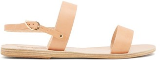 Ancient Greek Sandals Clio Leather Sandals - Womens - Tan