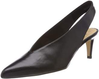 KMB Women's Laoca Closed Toe Heels