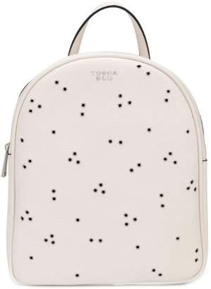 Tosca metallic eyelet backpack
