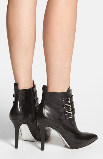 MICHAEL Michael Kors 'Brena' Zip-Up Bootie