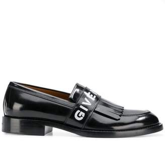 Givenchy fringed loafers