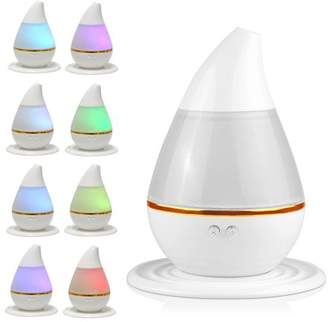 Ktaxon 7 Color LED Ultrasonic Aroma Humidifier Small Air Aromatherapy Essential Oil Diffuser