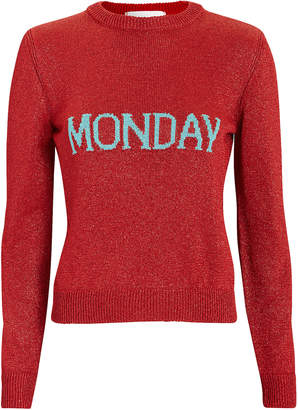 Alberta Ferretti Monday Sweater