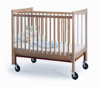 Whitney Bros. I See Me Infant Portable Crib with Mattress