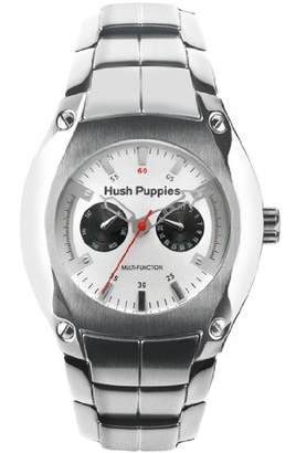 Hush Puppies Men's HP.7045M.1522 Stainless Steel Band Watch.