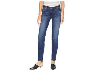 KUT from the Kloth Diana Skinny Jeans in Engaged