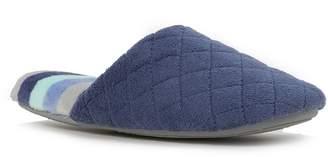 Dearfoams Women's Microfiber Terry Scuff Slippers