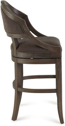 Horchow Carter Swivel Counter Stool
