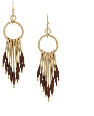Polder SN pendant earrings